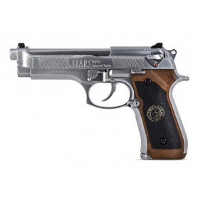 Réplique Airsoft Pistolet à Billes Samurai Edge M92 VIRUS Edition BioHazard