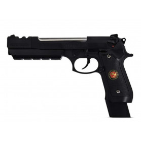 Réplique Airsoft Pistolet à Billes M92 Samurai Edge Barry Burton Resident Evil