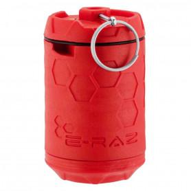 Grenade à Billes Airsoft ERAZ 2.0 Rouge