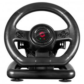 Volant Pédalier Racing Gaming Simulator PC SpeedLink