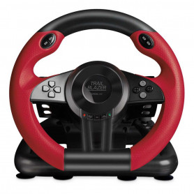 Volant Pédalier SpeedLink Trail Blazer RW pour Switch, PC, PS4, XB1, PS3