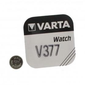 Pile Montre Bouton Varta SR66 V377