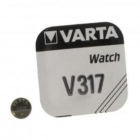 Pile Montre Bouton Varta SR62 V317
