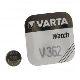 Pile Bouton Varta SR58 V362 pour Montre-Bracelet