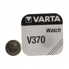 Pile Bouton Varta SR920W V370 pour Montres