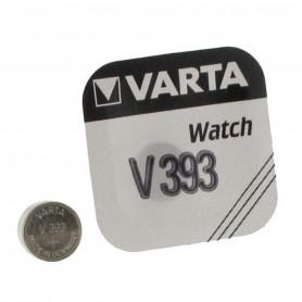 Pile Bouton Varta SR754W V393 pour Montre, Calculatrice et Jouets