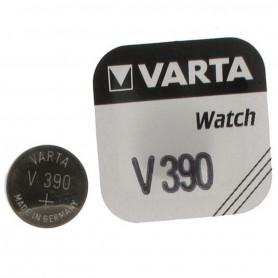 Pile Bouton Varta SR54 / SR1130SW V390 pour Montre, Jouets ou Calculatrice
