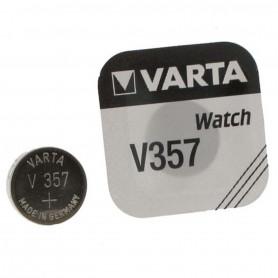 Pile Bouton Varta SR44 SR1154W V357 pour Montre Analogique
