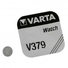 Pile Bouton Varta SR63 SR521SW V379 pour Montre