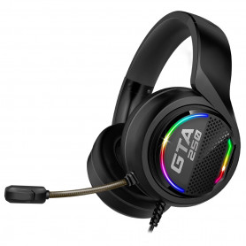 Casque Gamer GTA 250 RGB LED PS4 et PC