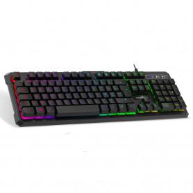 Clavier Gamer GTA 230 RGB LED