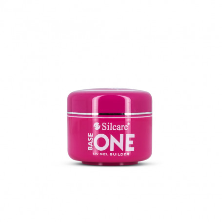 Gel UV Ongle 3 en 1 Monophase Clair 15 g Base One