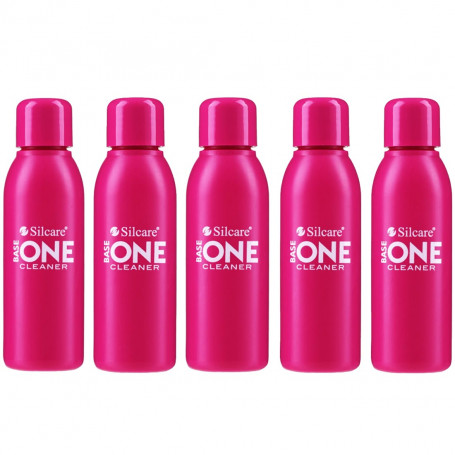 Pack de 6 Cleaner pour ongle Base One 100 ml