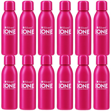 Pack de 12 Cleaner pour ongle Base One 100 ml
