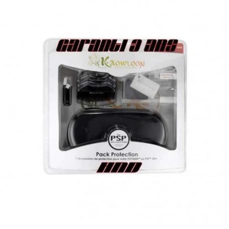 Kit rangement 7 en 1 PSP Slim et 3000