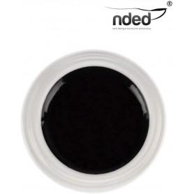 Gel UV de couleur Noir Pur