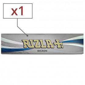 Feuille Slim Rizla Micron par 1