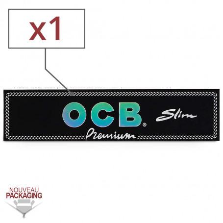 Feuilles Slim OCB PREMIUM par 1