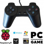 Manette PC USB compatible Raspberry Pi