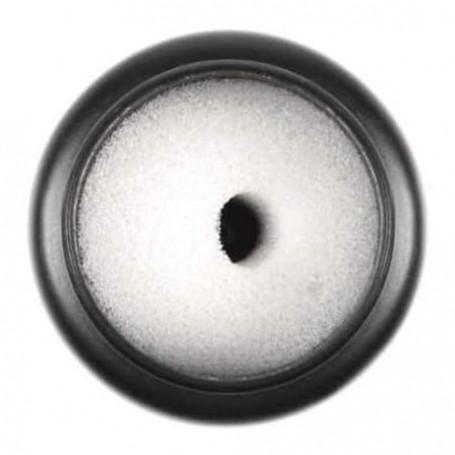 Pot dissolvant vide avec éponge