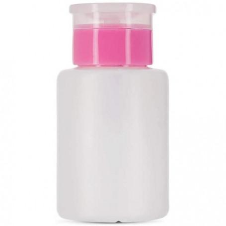 Flacon pompe pour dissolvant, cleaner, liquide acrylique et aniogel