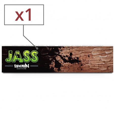 Feuille Slim Jass Brown King Size Natural Edition par 1