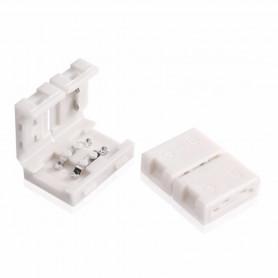 Connecteur 8MM pour ruban à LED ou bandes LED 2 bornes