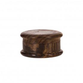 Grinder en bois brun 2 parties