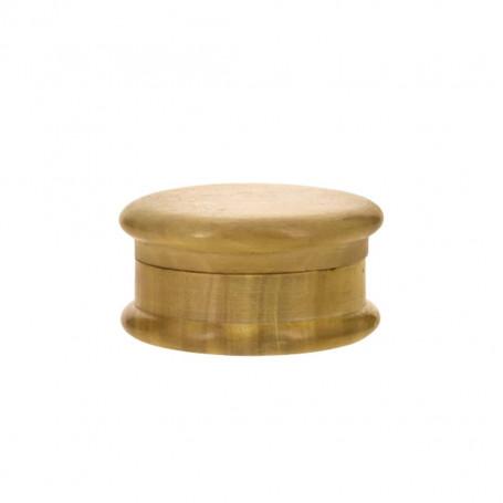 Grinder en bois clair 2 parties