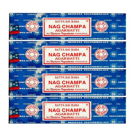Pack Original Nag Champa Satya Sai Baba 60g