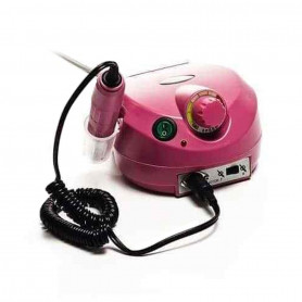 Ponceuse pour ongle professionnelle Master 3000 Luxe Rose