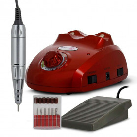 PONCEUSE PROFESSIONNELLE MASTER 2000 ROUGE LUXE