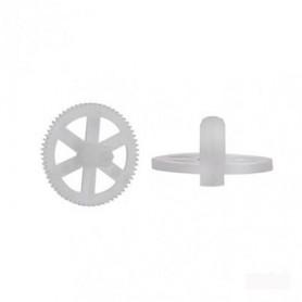 Engrenage moteur, roue dentée, pignon pour drone 998-V2 et MJX X200
