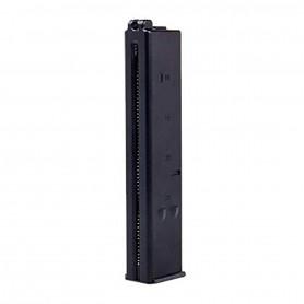 285060, Chargeur long V2.0 40BBS pr UZI SWISS ARMS PROTECTOR (Référence 280529) Cybergun