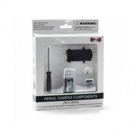 Caméra MJX C4002 pour hélicoptères et drones MJX