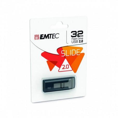 Clé USB 32GO 2.0 C450 EMTEC (Nouvelle version)
