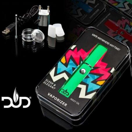 Vaporisateur portatif E-Vape Dud Vert