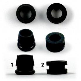Joint conique en caoutchouc pour plongeur de bang acrylique (Modèle N°1)