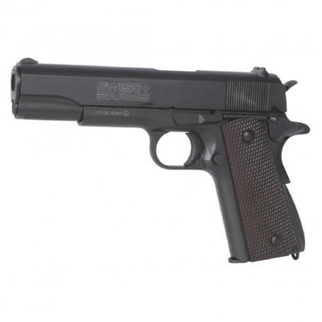 Colt P1911 MATCH Co2 4,5mm 1.7J