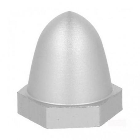 Ecrou Ogive, Cone d'hélice Anti Horaire Gris pour CX-20 / Rocket 400 / Quanum Nova / PNJ DR-100 / DG-X30 T2M