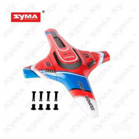 SYMA X6 - COCKPIT DE FIXATION - CANOPY