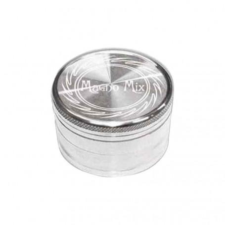 Grinder MagnoMix Cristal 50mm 4 Parties