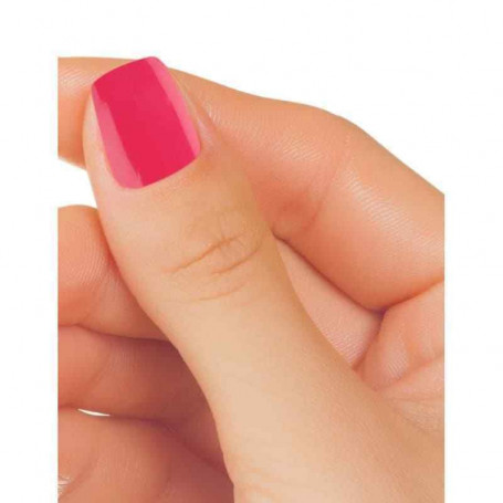 Vernis semi permanent rouge Fushia PURE PINK 2282