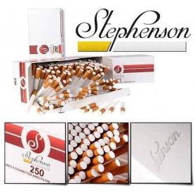 Boîte de 250 tubes à cigarettes Stephenson