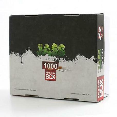 Boite de 1000 tubes à cigarettes Jass par 1