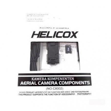 Caméra pour drone et hélicoptère HELICOX C8002 pour L6026 L6023 L6029 L6036 L6039