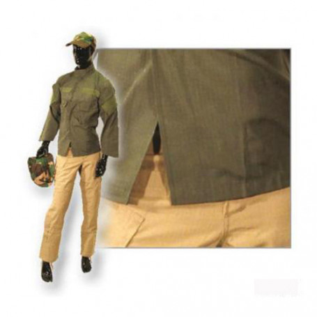 610114, Kit vêtement Airsoft Militaire ACU Contractor Taille XL XL
