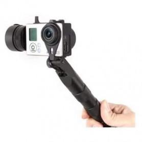 Camone Gravity Sports - Nouvelle Perche Motorisée Auto Stabilisée pour Caméra Sportive
