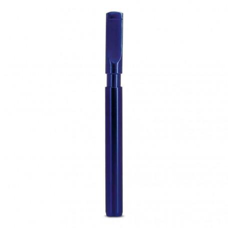 Pipe Sèche stylo avec push up Blue
