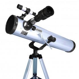 Pack Télescope Réflecteur Luna 700-76 avec Zoom